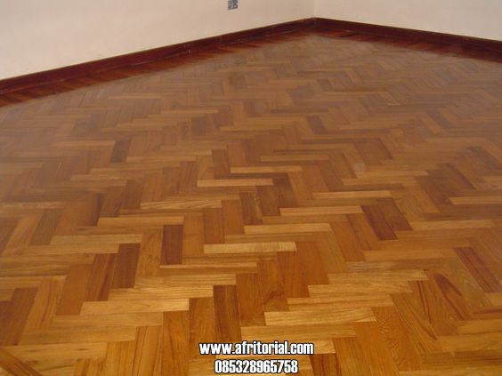 Lantai Kayu Jati Harga Per Meter Murah Untuk Ruangan Rumah Minimalis