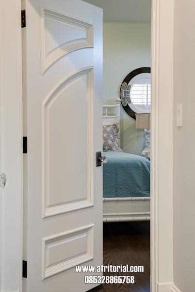 Model Terbaru Pintu Kamar Minimalis Profilan Modern