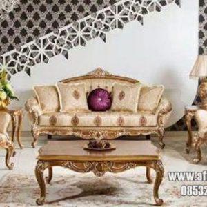 Sofa Kursi Tamu Sinisia Model Klasik