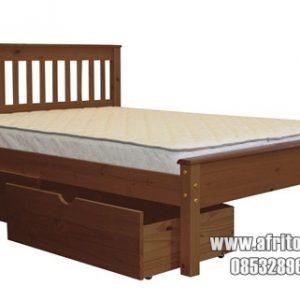 Tempat Tidur Asrama Dan Kos Murah