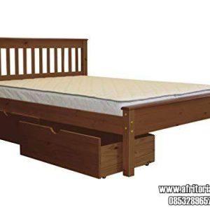 Tempat Tidur Murah Untuk Asrama Maupun Kost