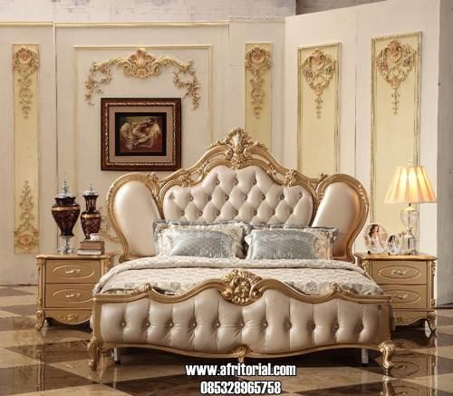 Tempat Tidur Pengantin Desain Romantis Terbaru 2020