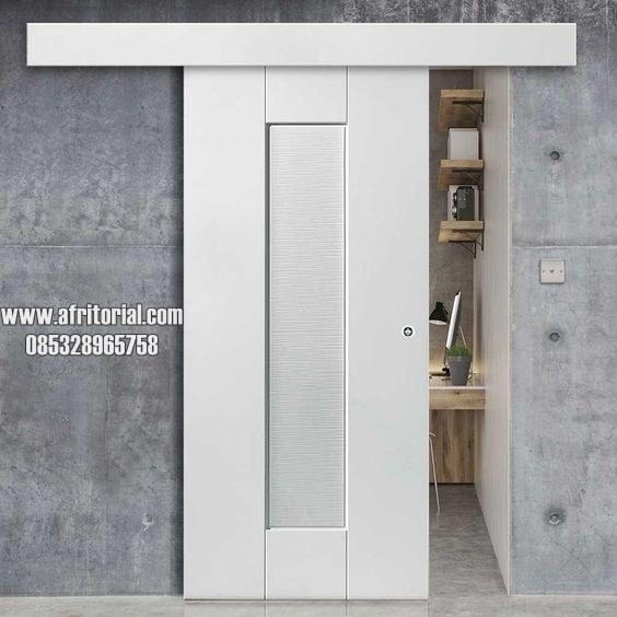 pintu kamar singgel gese sliding axis terbaru 2020