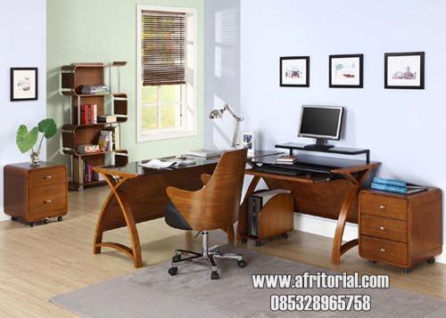 Set Meja Kursi Kantor MinimalisTerlengkap