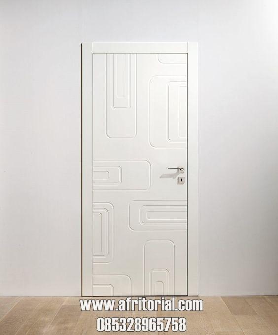 pintu rumah kamar tidur minimalis model terbaru 2020
