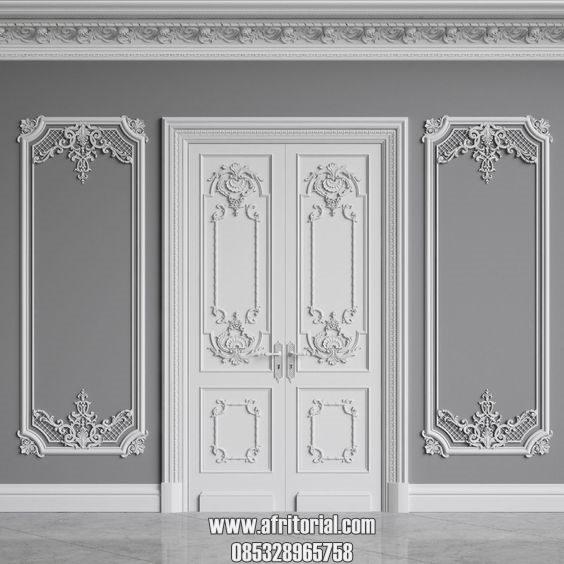 Pintu Mewah Ukir Jepara Untuk Pintu Utama Rumah Mewah