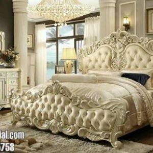 Kamar Tidur Mewah 1 Set Model Ukir Klasik Jepara