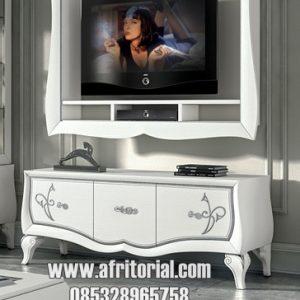 Rak Tv Modern Minimalis Buatan Jepara Murah