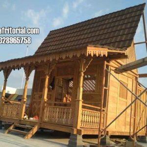Rumah Kayu Jati Jepara Untuk Hotel Atau Penginapan