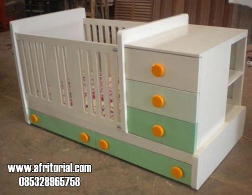 Tempat Tidur Anak Bayi Model MinimalisTerbaru