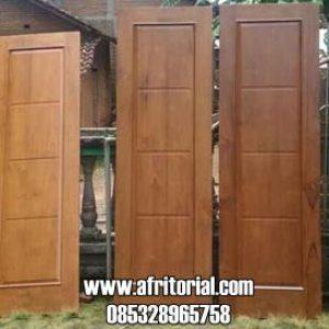 Pintu Sekolah Murah Kayu Jati Jepara